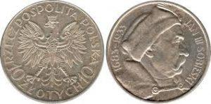moneta sobieski skup